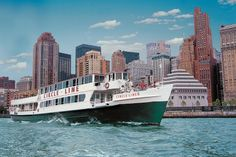 NYC Circle Line Liberty Cruise - New York City Harbor Tours
