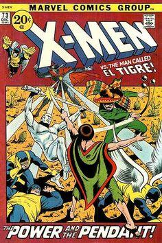 Cover for The X-Men (Marvel, 1963 series) #73