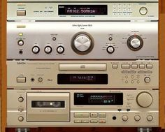 DENON HIGH FIDELITY