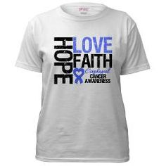 T-shirt - esophageal cancer awareness