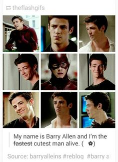 i have no idea why felicity said that its like barry in Oliver's body... like barry is unattractive he is so good looking