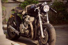 "Bandisca Duhul Motocicletei - HONDA CB 750 SEVEN FIFTY ""PADRE"""