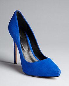 Rachel Roy Pumps - Gardner High Heel - Jewel Tones - Accessories Trends - Fall Style Guide: It's On - LOOKBOOKS - Fashion Index - Bloomingdale's