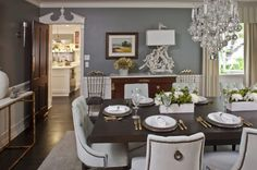 puritan gray-Dining room