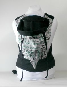 Addon Wizard Hood Harry Potter Baby Carrier Hood by GracieandSam, $40.00 Ummm Yes!!! ahaha