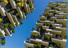 Bosco Verticale: World's First Vertical Forest is Finally Complete in Milan | Inhabitat - Sustainable Design Innovation, Eco Architecture, Green Building