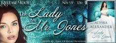 THE LADY AND MR. JONES by Alyssa Alexander