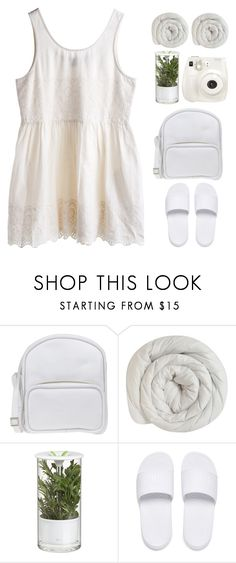 """lazy hoho"" by lollylum ❤ liked on Polyvore featuring MTWTFSS Weekday, Fuji, Jil Sander Navy, Crate and Barrel and Puma"