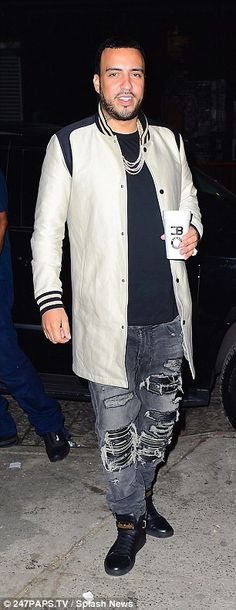 French Montana  | Daily Mail Online
