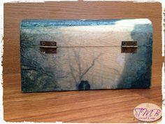 Cosiendo a Mano: Caja personalizada con fotos #DIY #CosiendoaMano #Manualidades #HechoaMano #Personalizado