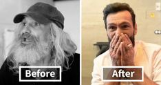 "Homeless Man's Unbelievable Transformation Into ""Hipster"" Makes Him Burst Into Tears 