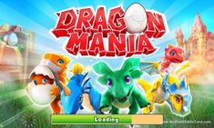 Gameloft announced that the Dragon Mania is now available for all java featured phones but also for android devices. Dragon Ml, New Dragon, Matte Painting, Math For Kids, Games For Kids, Curtain Call The Hits, Dragon City Game, Game Loft, Offline Games