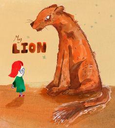 Illustrazione accattivante per bambini da Darren Porta
