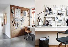 En búsqueda de la zona de trabajo perfecta ¿Cuáles son los imprescindibles que no pueden faltar? Moodboard