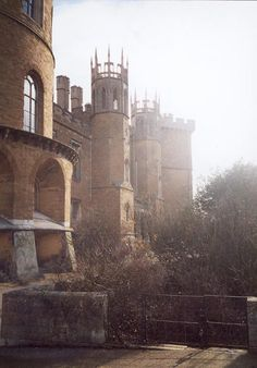 Belvoir Castle, Leicestershire, UK