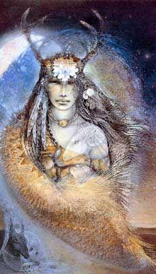 shapeshifters in mythology | Native American Mythology Deer Woman