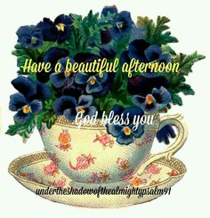 Good afternoon sister, have a beautiful afternoon★♥★ Thank you A Beautiful xx :-)).