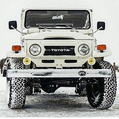 Serie 40 by @fj40landcruisers
