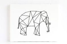 стринг арт животные: 22 тыс изображений найдено в Яндекс.Картинках
