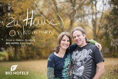Nicole und Andreas Humburg BIO HOTELIERS von Landgasthof zum Adler, Das BIO-Restaurant ***