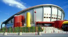 Calgary Saddledome - Home of the Calgary Flames