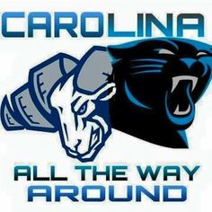 North Carolina Tar Heels/Carolina Panthers