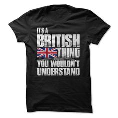 Its a British Thing...