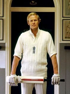 58 Tony Greig, 1975, 14-3-5-6. Born in South Africa of Scottish parents, he retired to Australia where he worked as a cricket commentator until his death. He helped Kerry Packer to start World Series Cricket. Many former players consider him to have been one of England's leading international all-rounders.