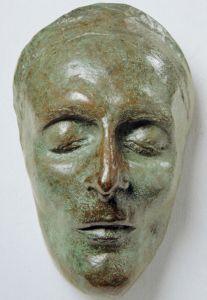 Masque mortuaire de Modigliani /Lipchitz