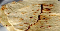 Pains naan sans gluten à peine sortis du four  Au mois de janvier dernier, je vous avais promis de publier les résultats de mes expériences ...