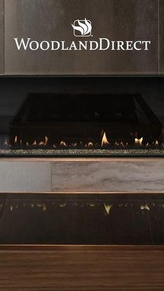 Living Room Decor Fireplace, Home Fireplace, Fireplace Design, Fireplace Mantels, Indoor Gas Fireplace, Gas Fireplaces, Electric Fireplace, Dream House Interior, Home Interior Design