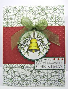 Sunny Summer Crafts: Christmas Card Club #1: No Patterned Papers
