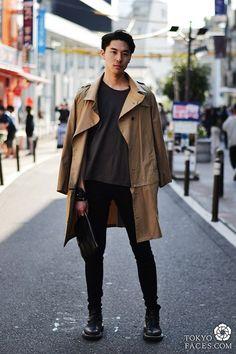 tokyo street style men - Recherche Google