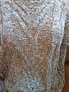 Vintage Hand Crochet Leather Top 1980s by truthorwear on Etsy, $30.00