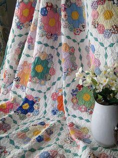171 Best Flower Garden QUILTS images in 2019 | Quilts