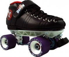 Renegade Sunlight Omega  Boot: Vanilla Renegade  Plate: RC Sunlite  Wheels: Atom Omega 2.0  Bearings: Bones Reds  Toe Stops: Adjustable Mini Webb  Color: Black Only  $359.00