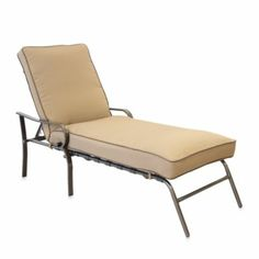Deep Seating Cushioned Lounge Chair - BedBathandBeyond.com--this type for pool side lounging