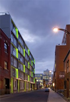 M9 phase 1, Montreal, 2011 - Sid Lee Architecture