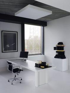 Office space PB #clean #creativeoffice