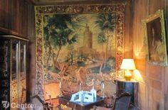 Une tapisserie rare de Beauvais du XVIIe siècle, Les ports de mer, est à découvrir