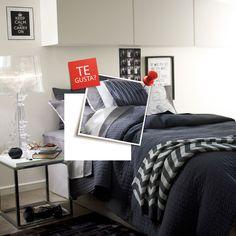 Comforters, Blanket, Bedroom, Pretty, Furniture, Home Decor, Flower, Environment, Black Bedding