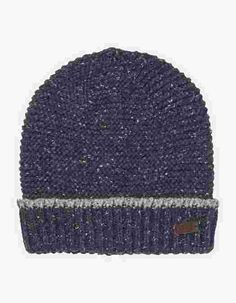 Main image showing Textured Knit Beanie