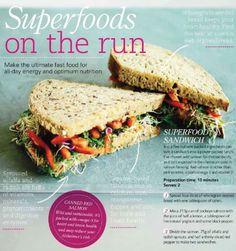 Superfood Sandwich
