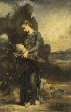 'Orpheus', 1865, Musée D'Orsay