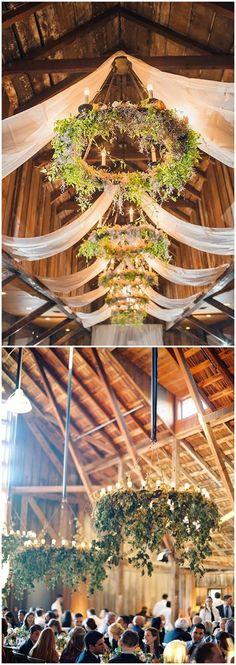 Must See Wedding Chandelier Ideas #weddings #rusticweddings #weddingideas
