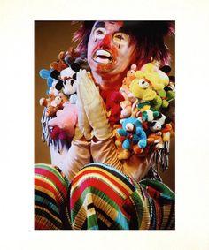 Cindy Sherman, Untitled (stuffed animals clown)