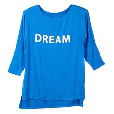 """Today's Giveaway is this fab #GByGR """"Dream"""" shirt! Tied into today's devotion, """"Don't Give Up On Your Dreams!"""" www.tinyurl.com/PrayerAThonDay10   #Dream #Giveaway #Prize #Prayer #Praise #12Days #Christmas #DGMPrayerAThon"""
