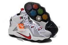 http://www.jordan2u.com/nike-king-lebron-12-keep-moving-trainers-in-color-black-red-and-white.html NIKE KING LEBRON 12 KEEP MOVING TRAINERS IN COLOR BLACK RED AND WHITE Only 69.52€ , Free Shipping!