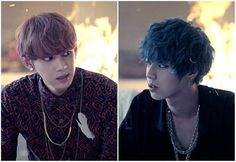 MYNAME releases comeback teaser photos for JoonQ and Gunwoo