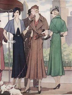 1930s McCall Patterns